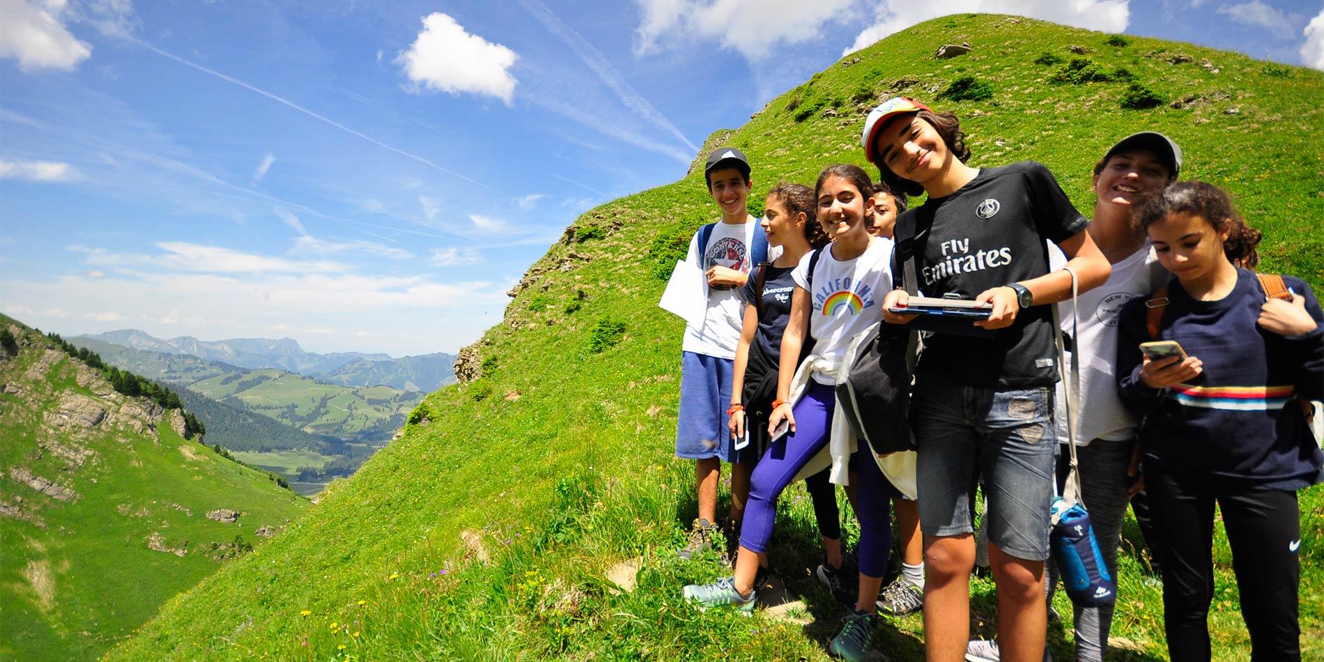 Village Camps – Leysin, Switzerland