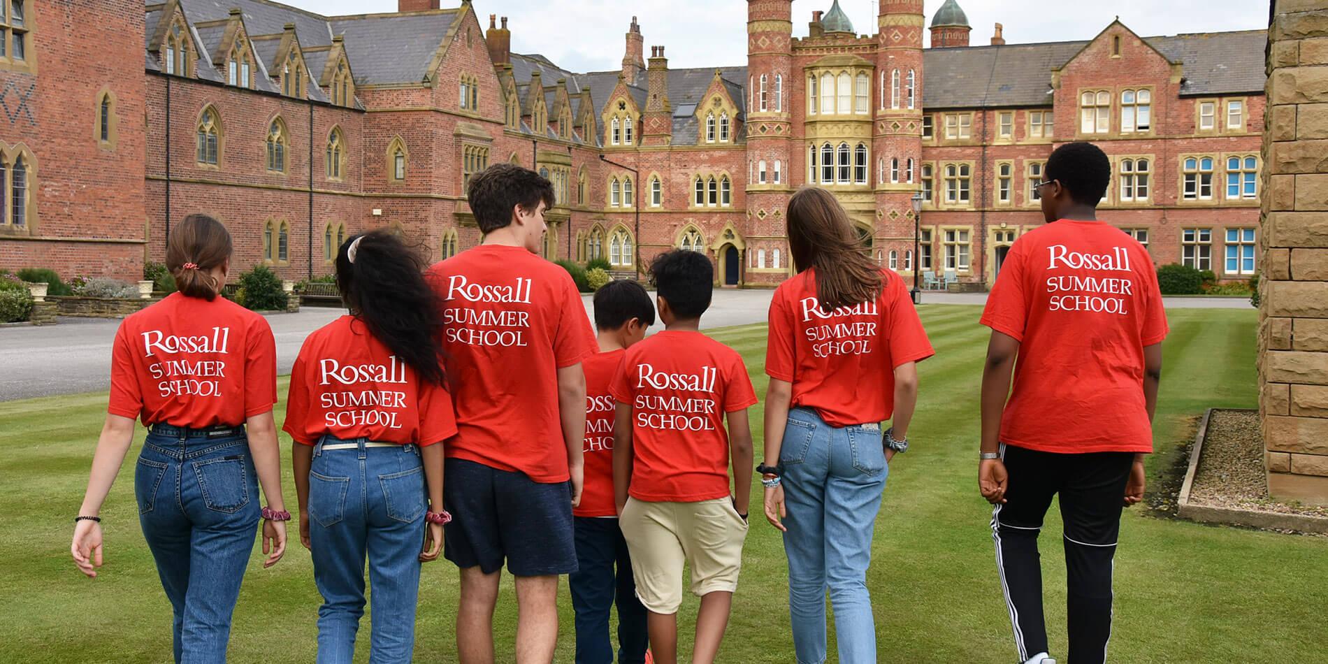 Rossall Summer School