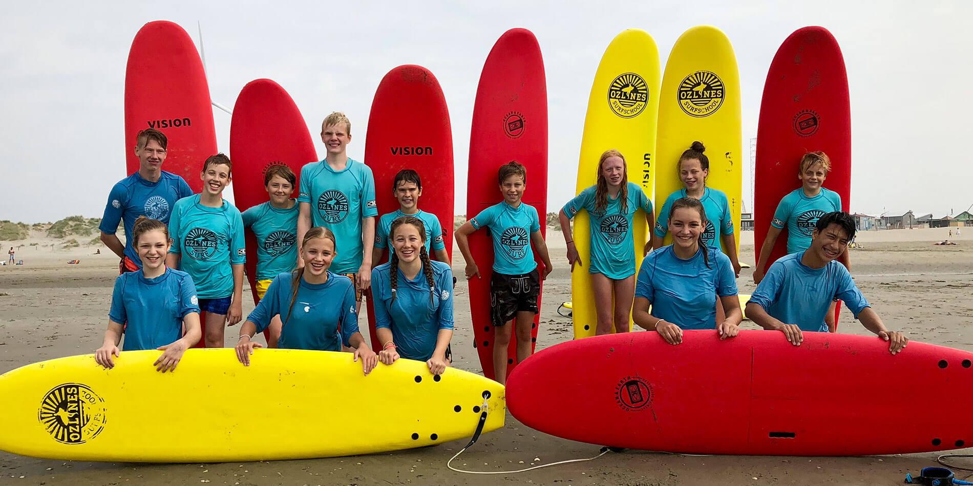 Teen Camp Holland