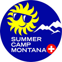 International Summer Camp Montana Switzerland Logo